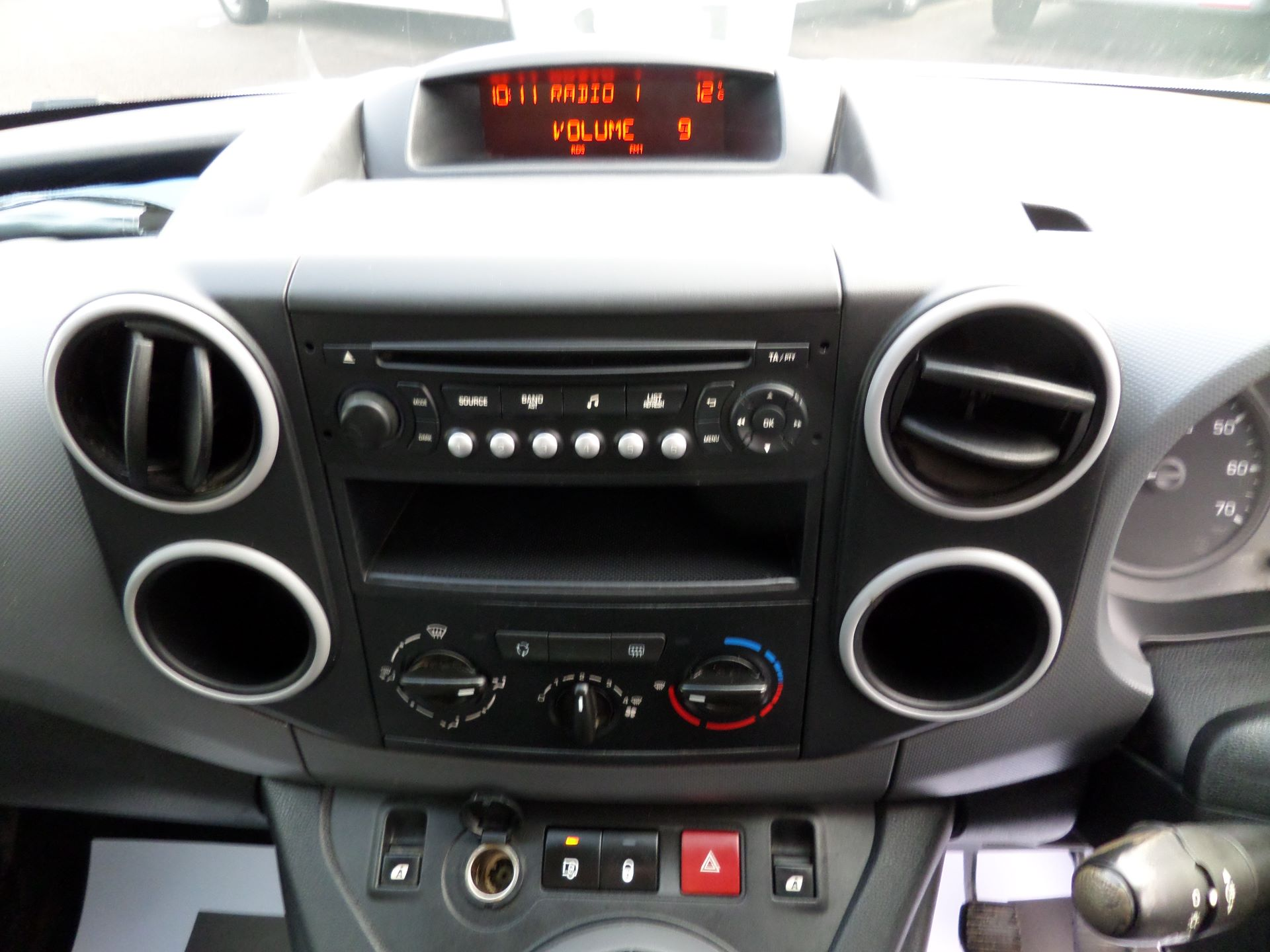 2015 Peugeot Partner 716 S 1.6 Hdi 92 Crew Van Euro 5 (NU65MMX) Image 3