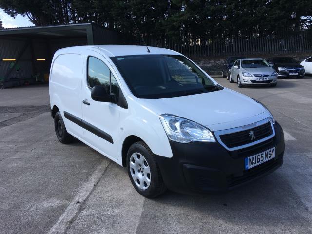 2015 Peugeot Partner L1 850 S 1.6 92PS (SLD) EURO 5 (NU65MSY)