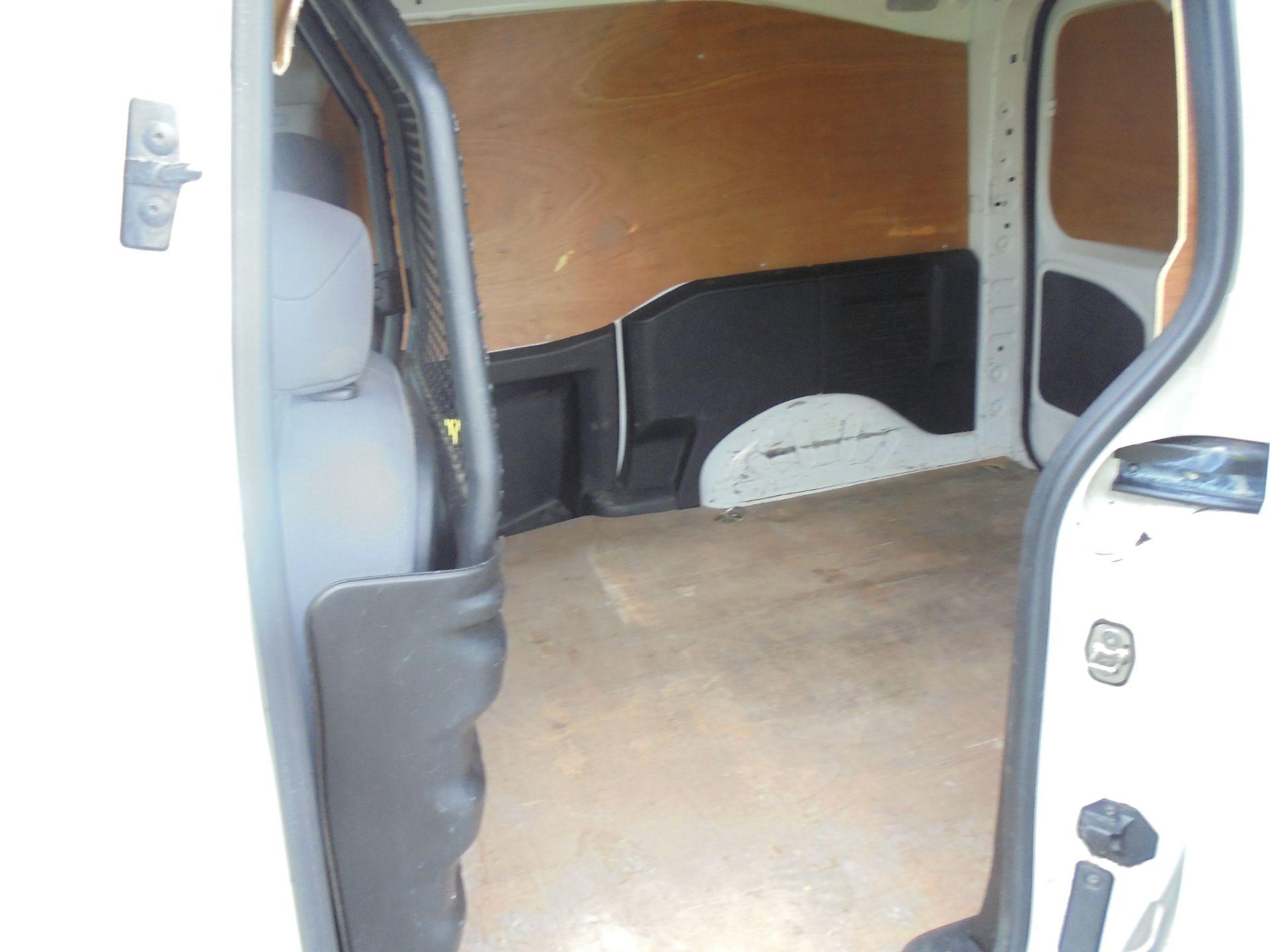 2015 Peugeot Partner 850 S 1.6 Hdi 92 Van [Sld] (NU65MTE) Image 17