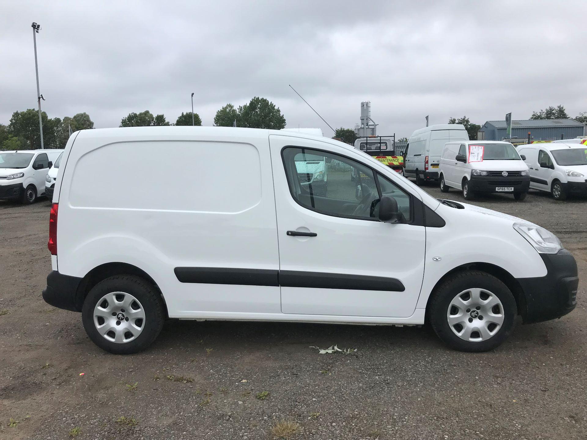 2015 Peugeot Partner 850 S 1.6 Hdi 92 Van [Sld] (NU65PCY) Image 3
