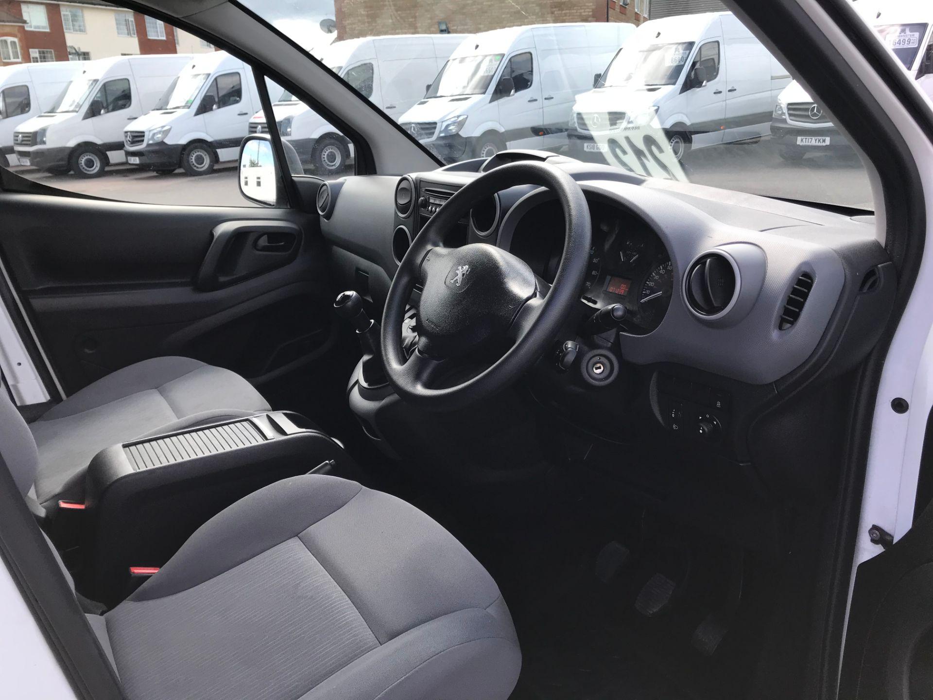 2015 Peugeot Partner  L1 850 1.6 92PS (SLD) EURO 5  (NU65PEO) Image 19
