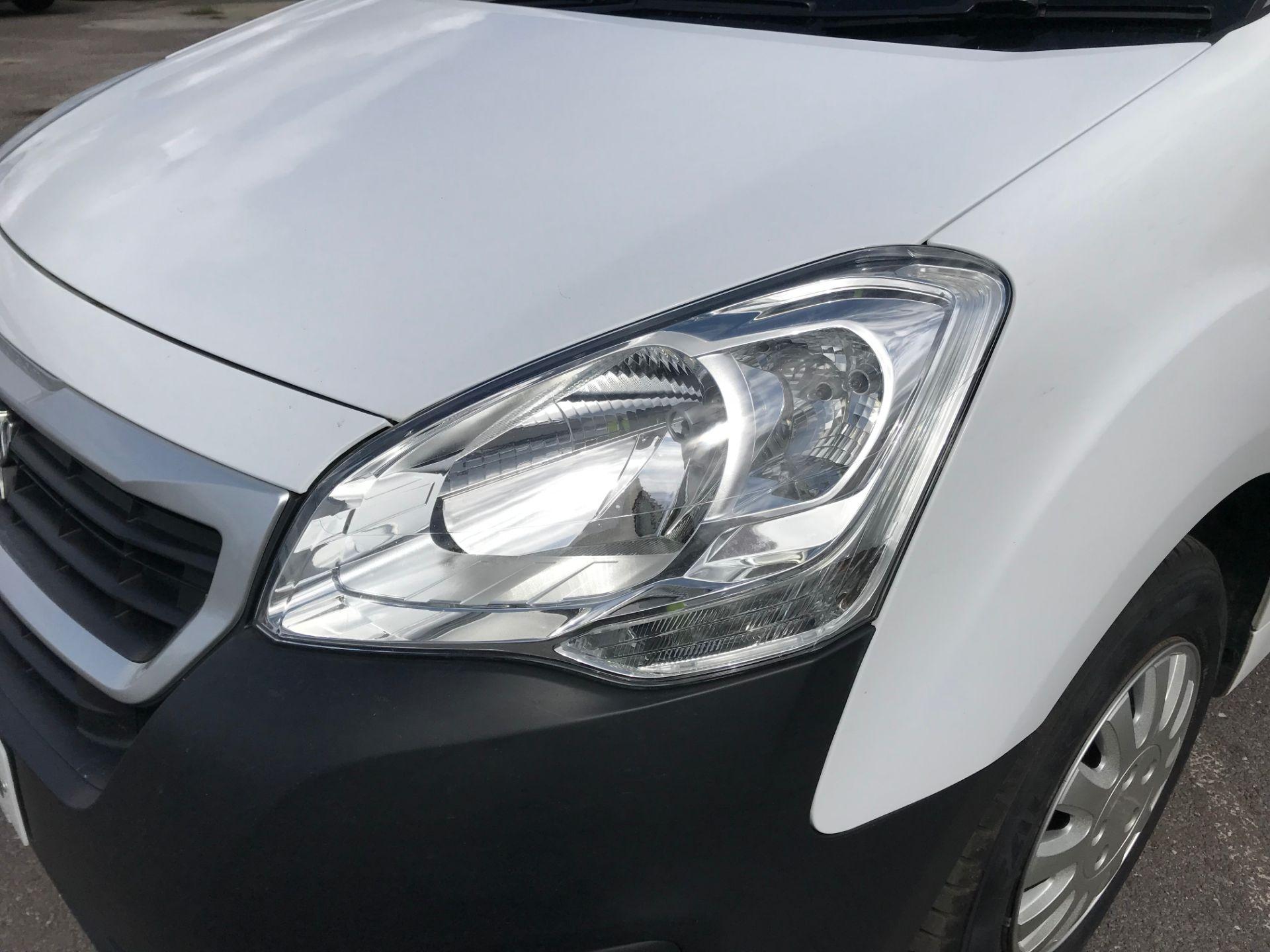 2015 Peugeot Partner  L1 850 1.6 92PS (SLD) EURO 5  (NU65PEO) Image 14