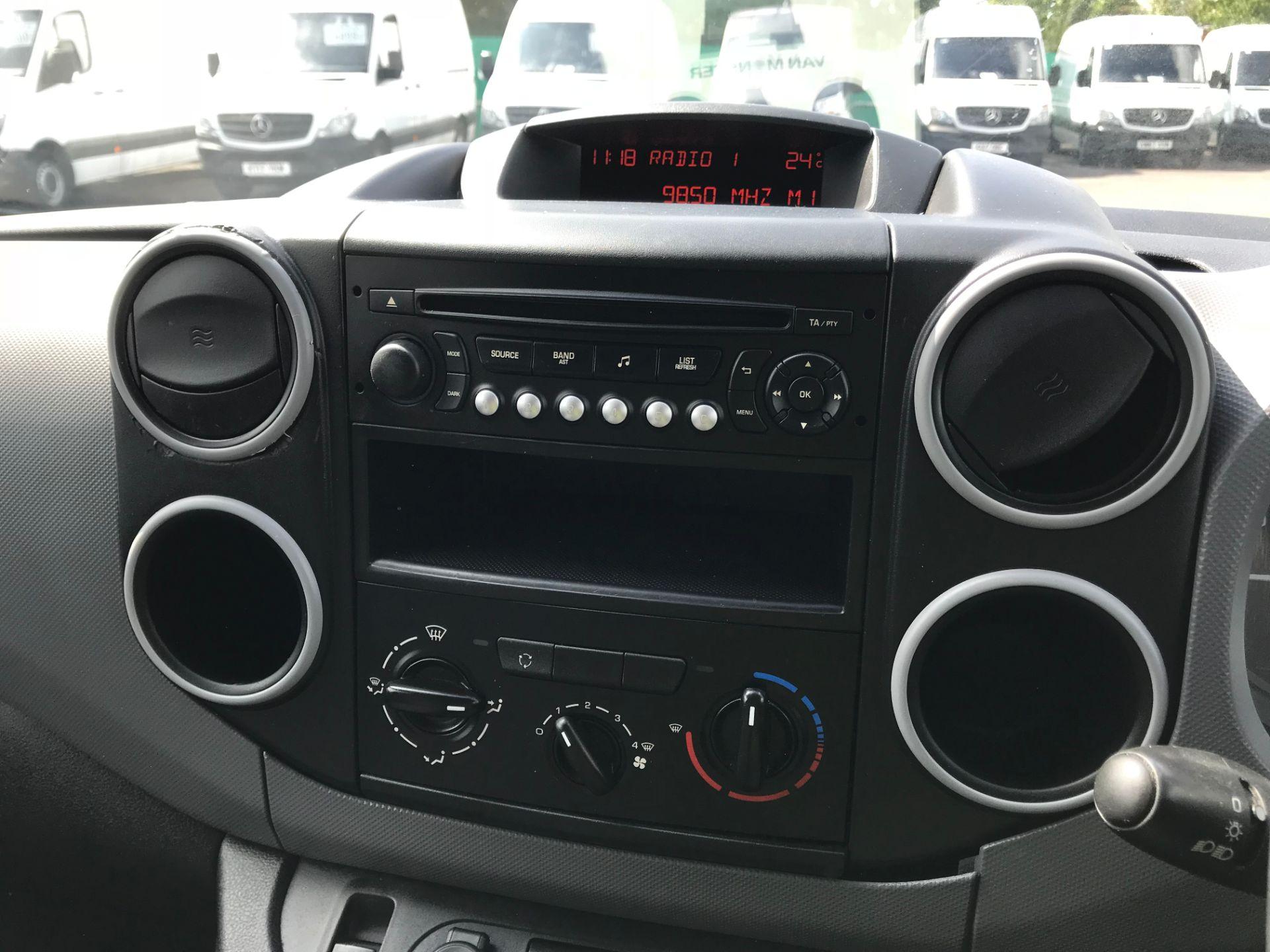 2015 Peugeot Partner  L1 850 1.6 92PS (SLD) EURO 5  (NU65PEO) Image 23