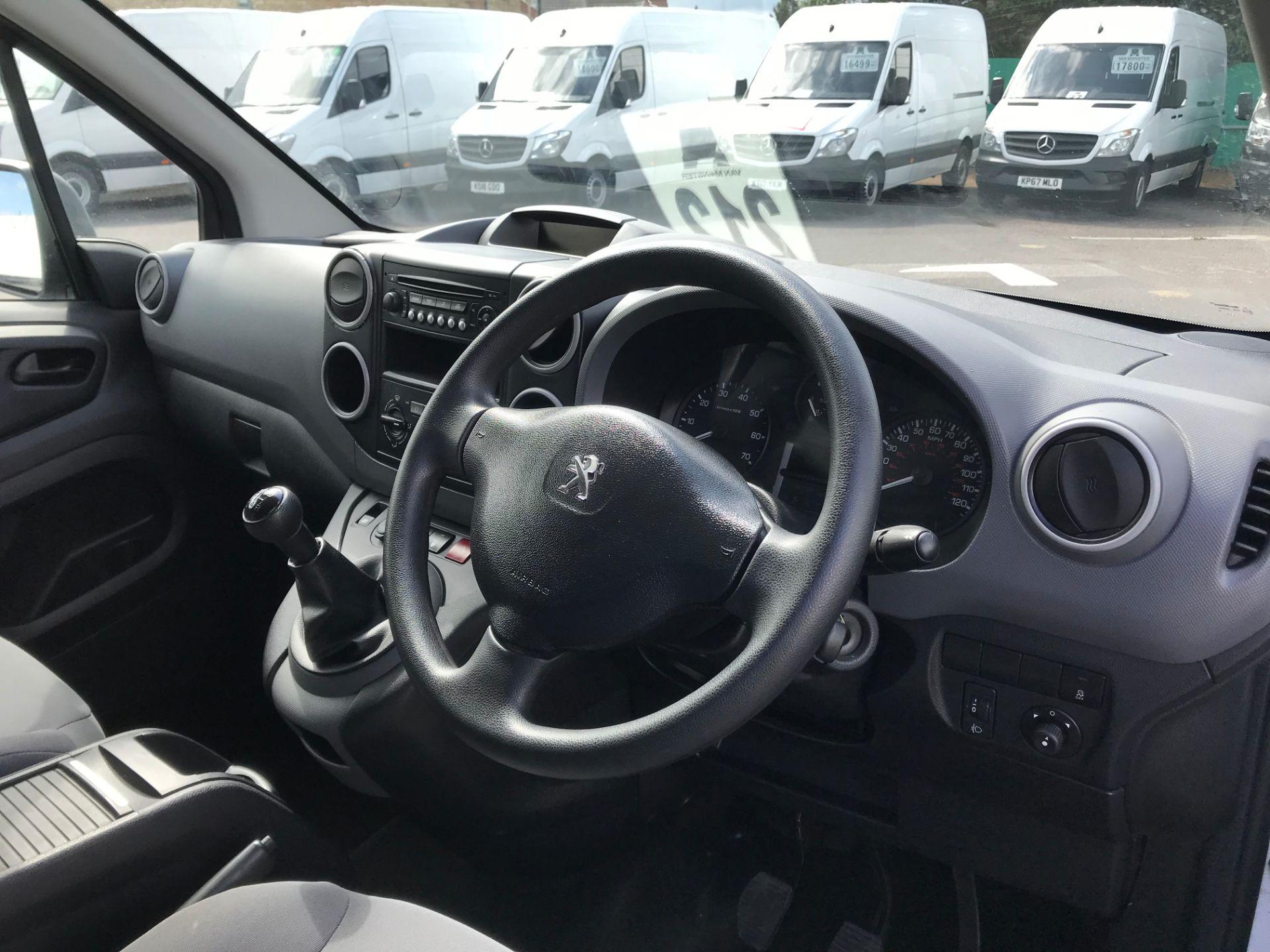 2015 Peugeot Partner  L1 850 1.6 92PS (SLD) EURO 5  (NU65PEO) Image 21