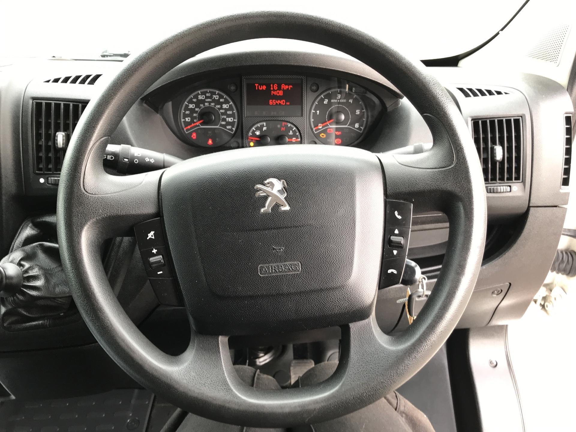 2015 Peugeot Boxer L3 H2 2.2 130PS EURO 5 (NU65PGY) Image 12