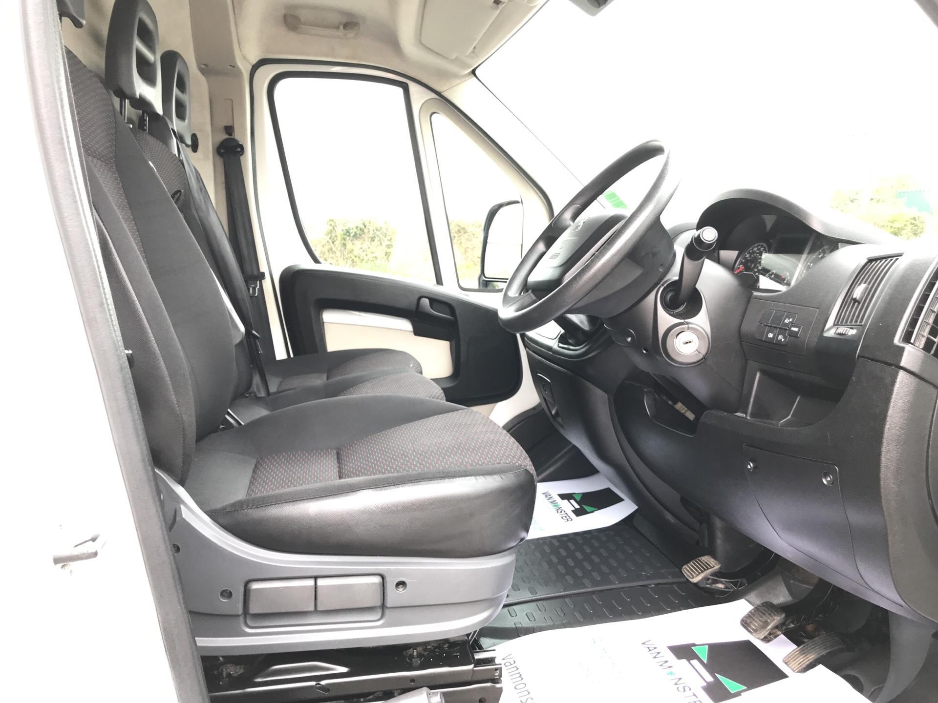 2015 Peugeot Boxer L3 H2 2.2 130PS EURO 5 (NU65PGY) Image 9