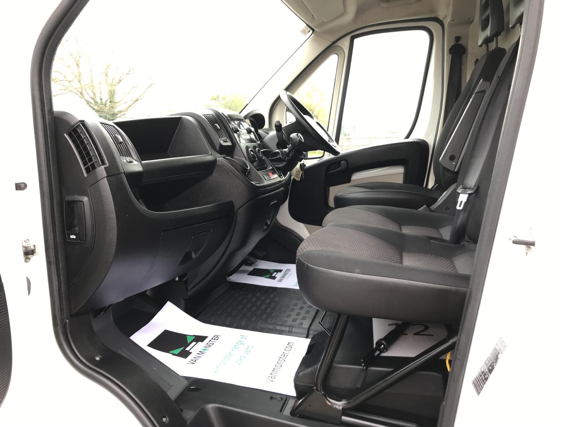2015 Peugeot Boxer L3 H2 2.2 130PS EURO 5 (NU65PGY) Image 14