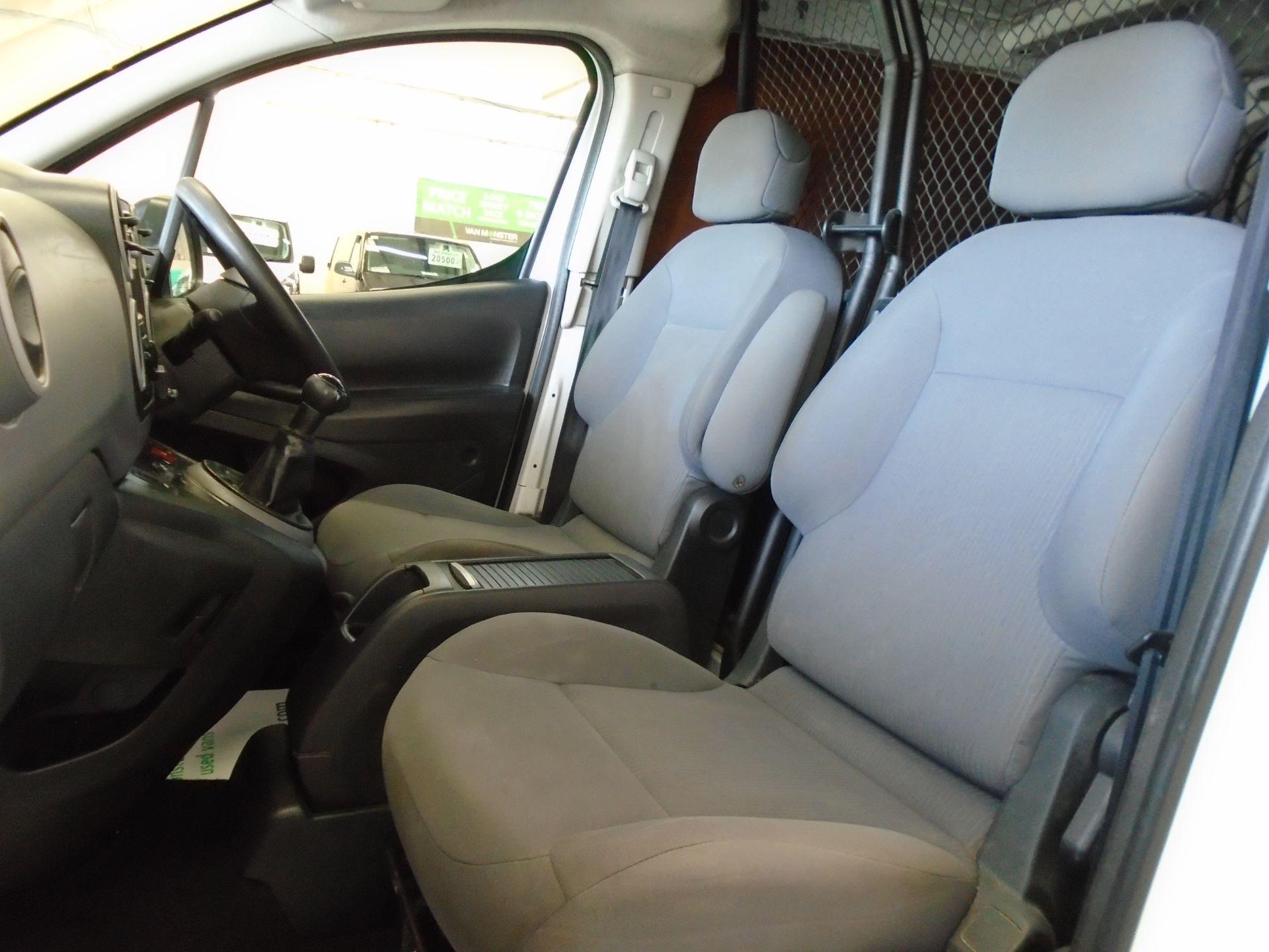 2015 Peugeot Partner 850 S 1.6 Hdi 92 Van [Sld] (NU65TVY) Image 5