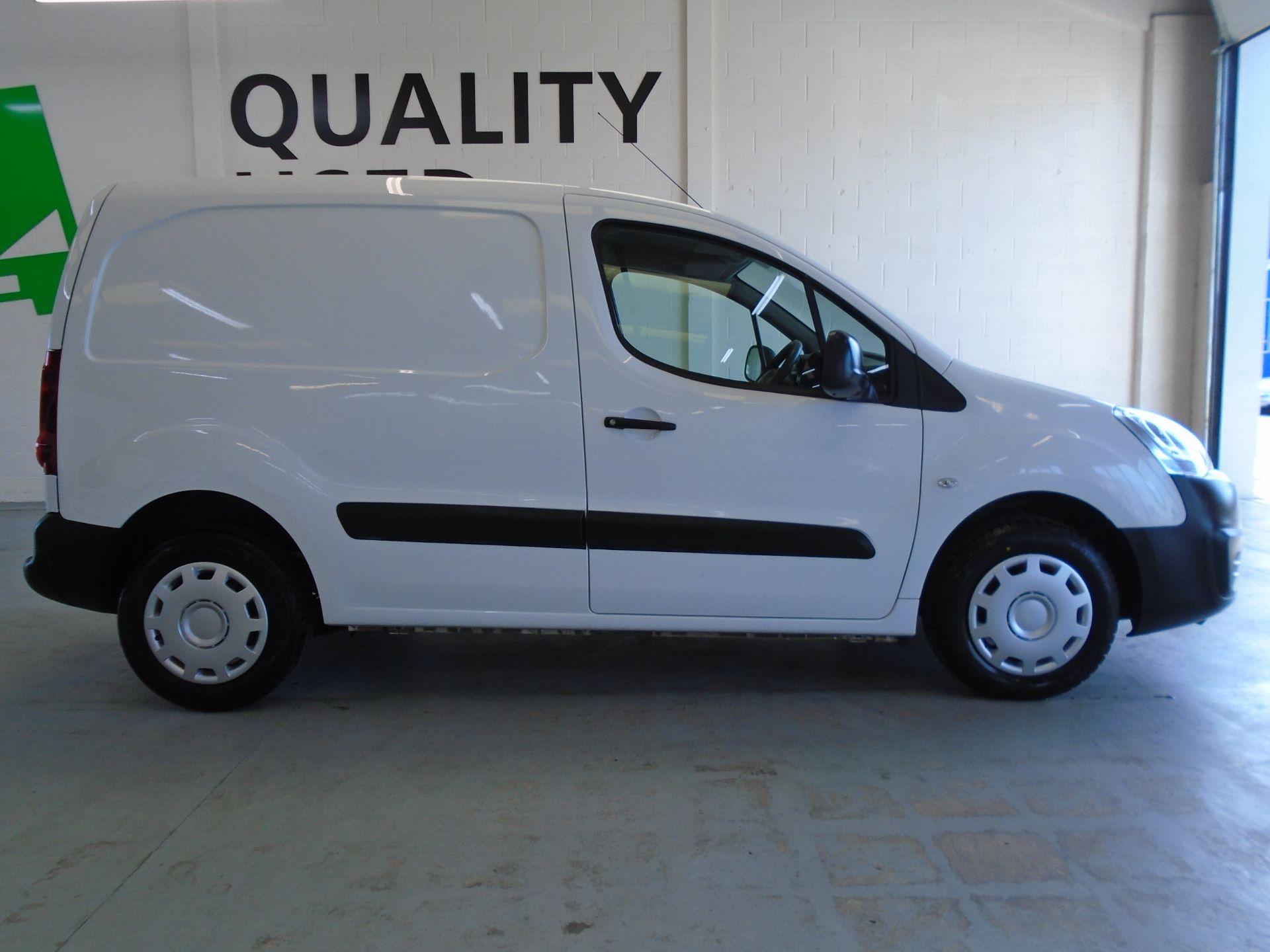 2015 Peugeot Partner 850 S 1.6 Hdi 92 Van [Sld] (NU65TVY) Image 11