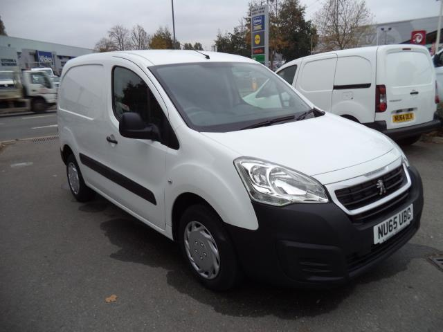 2015 Peugeot Partner L1 H1 850 S 1.6HDI 92PS EURO 5 (NU65UBO)