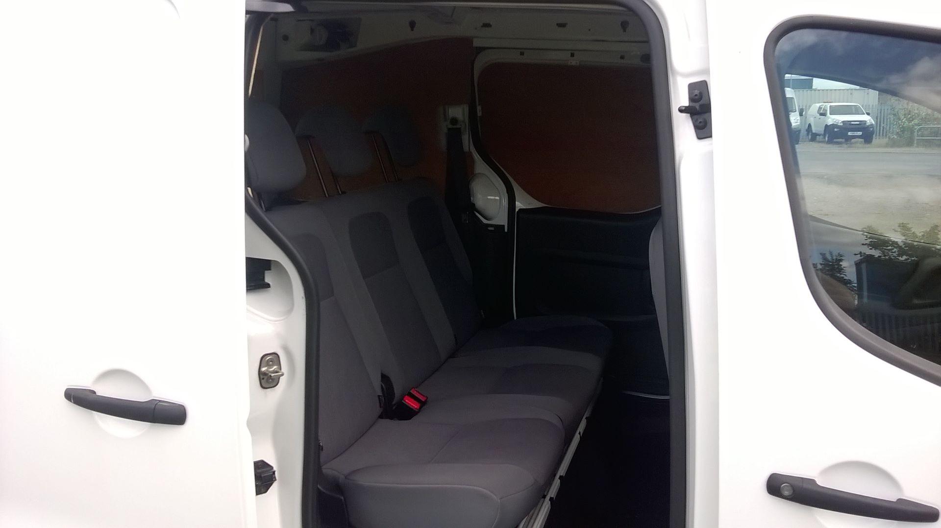 2015 Peugeot Partner 716 S 1.6 Hdi 92 Crew Van (NU65VBX) Image 10