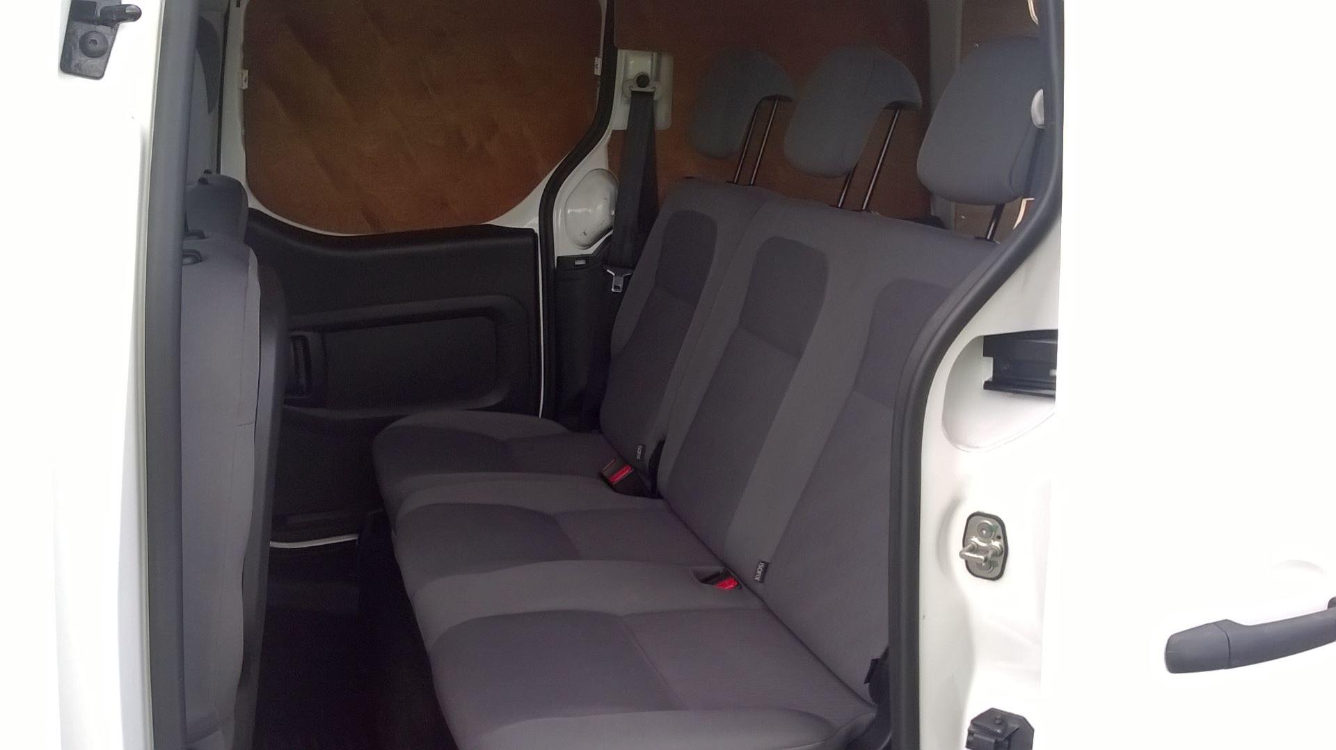 2015 Peugeot Partner 716 S 1.6 Hdi 92 Crew Van (NU65VBX) Image 11