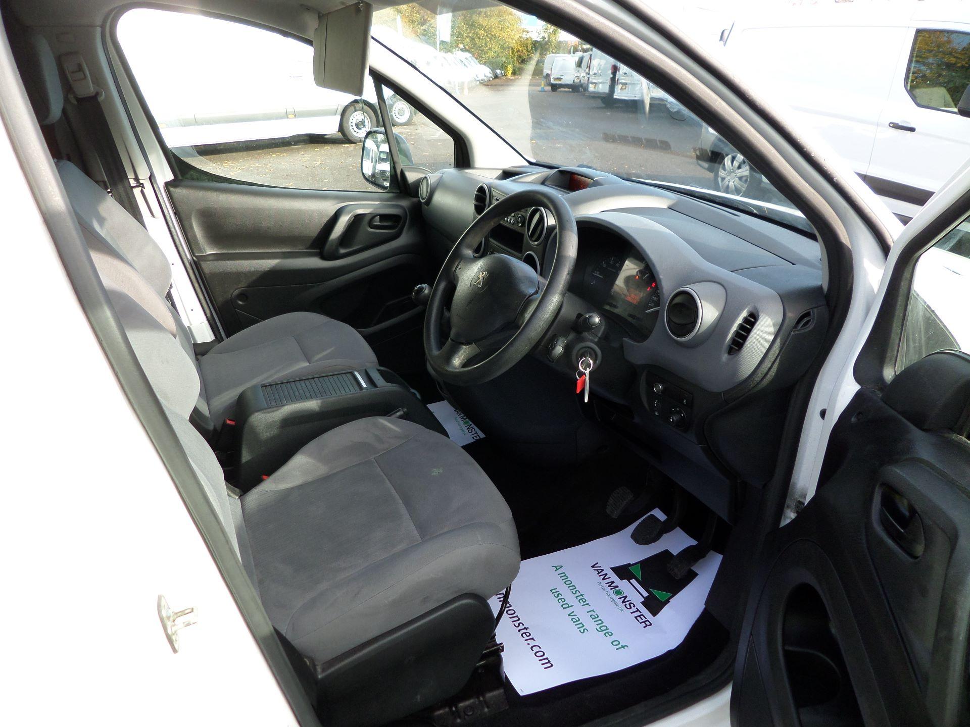 2015 Peugeot Partner 850 S 1.6 Hdi 92 Van [Sld] Euro 5 (NU65VDE) Image 3