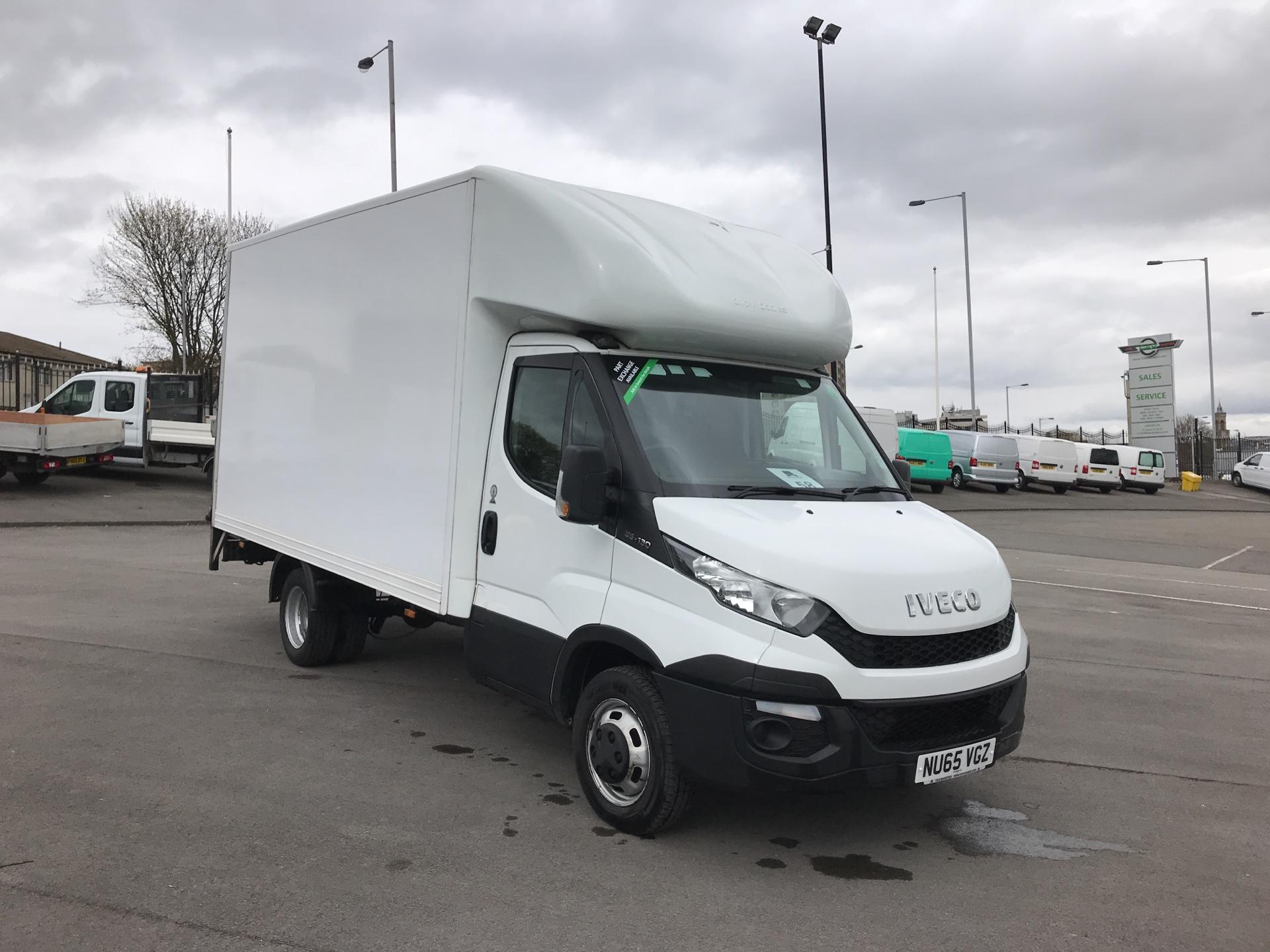 2015 Iveco Daily 2.3 Chassis Cab 3750 Wb (NU65VGZ)