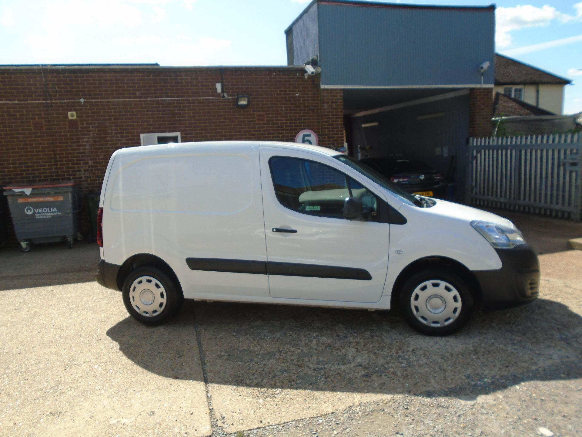 2015 Peugeot Partner 850 S 1.6 Hdi 92 Van [Sld](EURO 5) (NU65VVR) Image 4