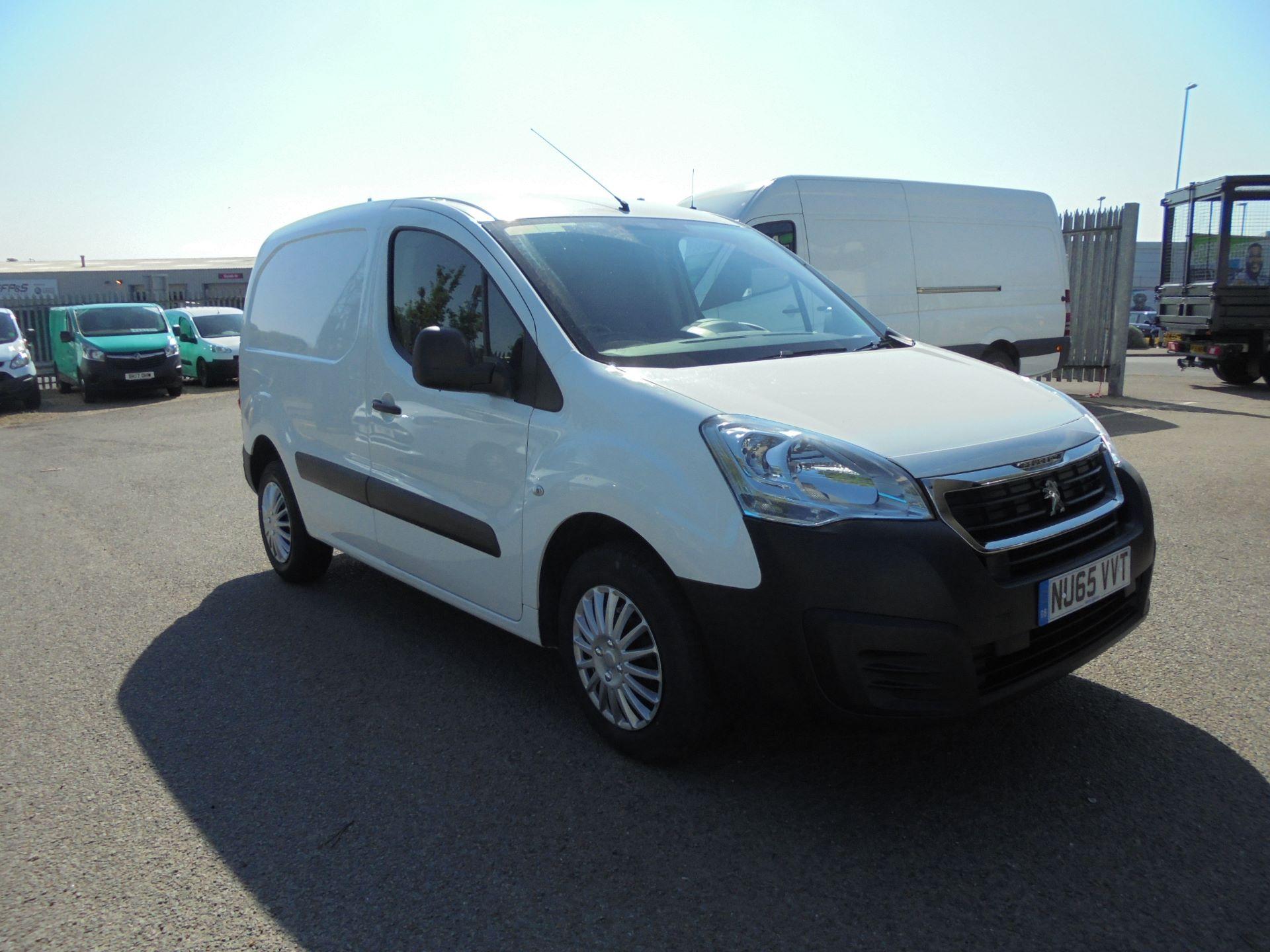 2015 Peugeot Partner L1 850 S 1.6 92PS (SLD) EURO 5 (NU65VVT)