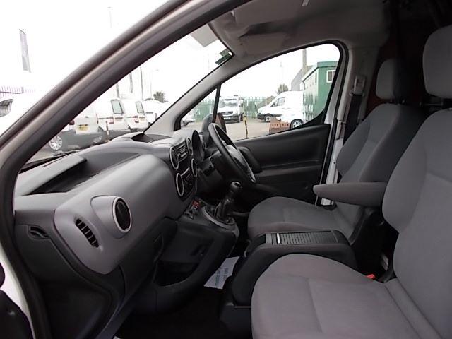 2015 Peugeot Partner L1 850 S 1.6 92PS (SLD) EURO 5 (NU65VVZ) Image 12