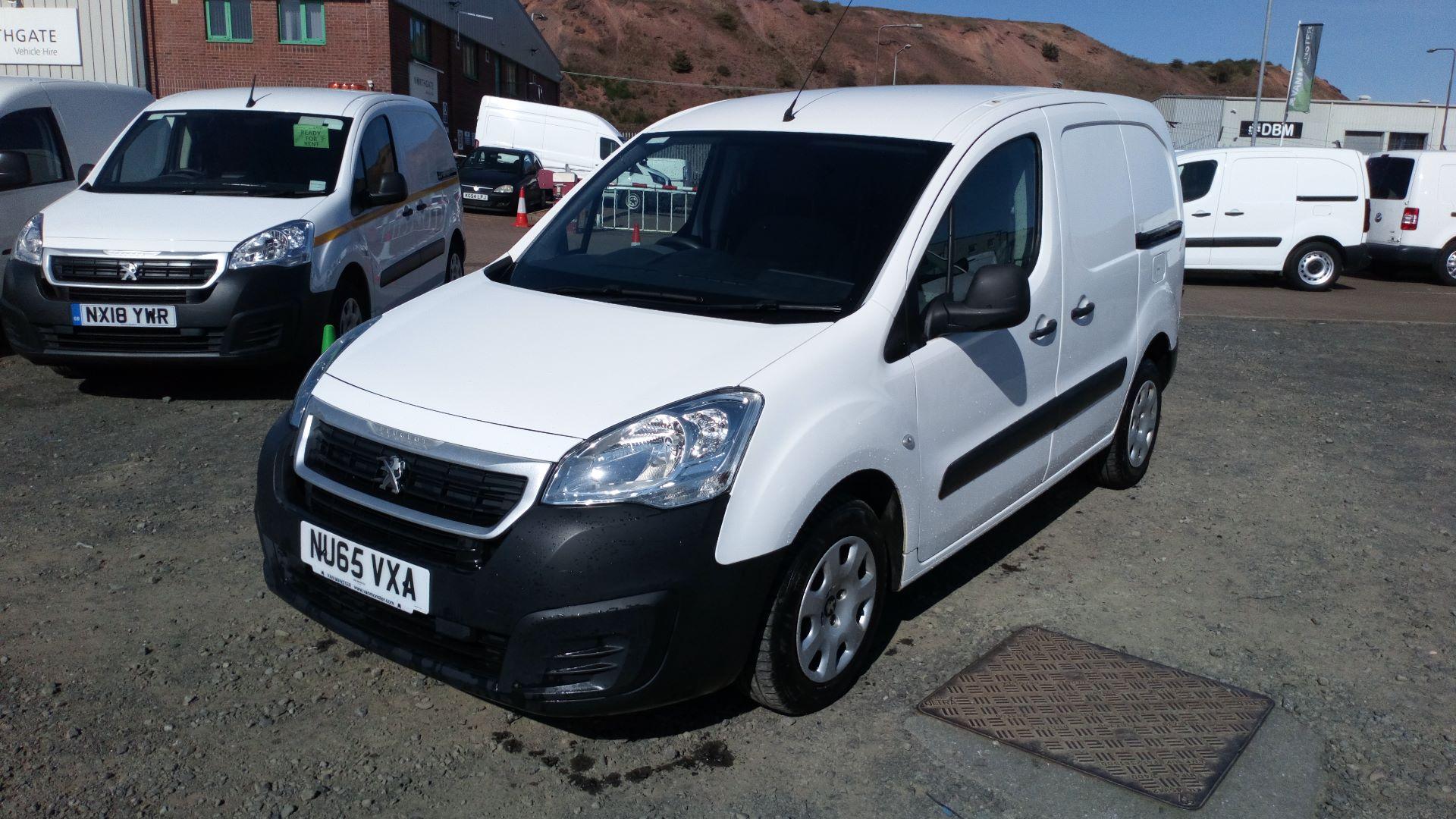 2015 Peugeot Partner 850 S 1.6 Hdi 92 Van [Sld] (NU65VXA) Image 9