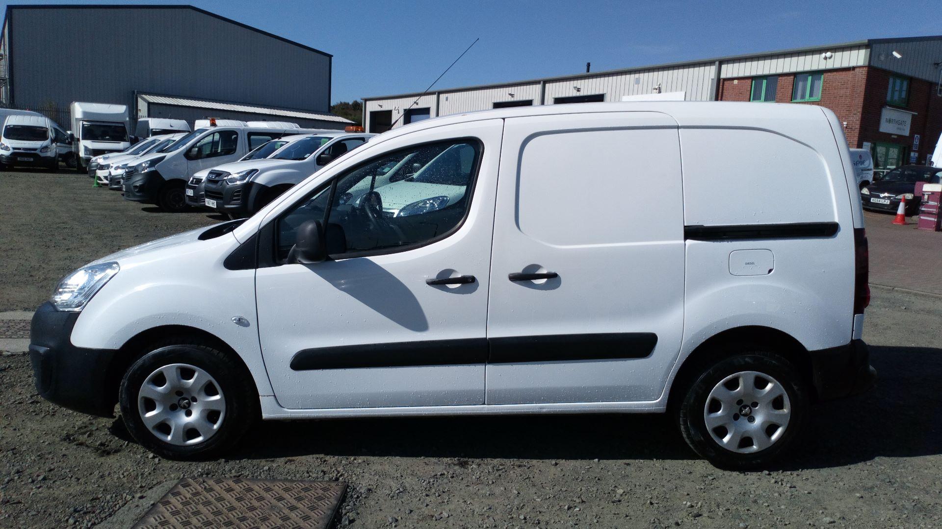 2015 Peugeot Partner 850 S 1.6 Hdi 92 Van [Sld] (NU65VXA) Image 8