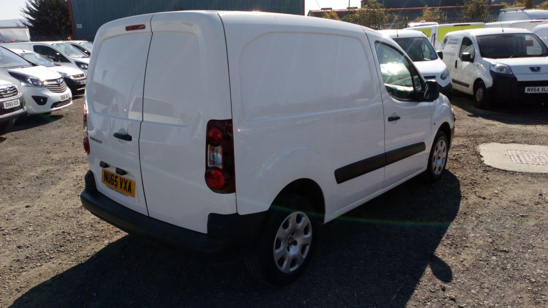 2015 Peugeot Partner 850 S 1.6 Hdi 92 Van [Sld] (NU65VXA) Image 5