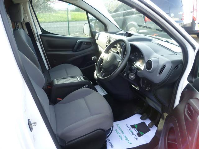 2015 Peugeot Partner L1 850 S 1.6 92PS (SLD) EURO 5 (NU65VXB) Image 17