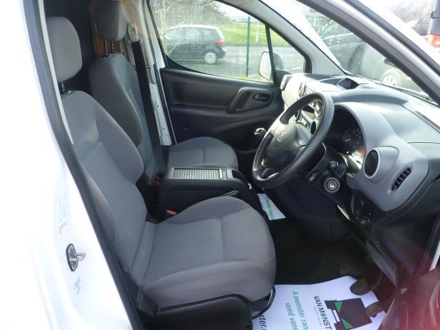 2015 Peugeot Partner L1 850 S 1.6 92PS (SLD) EURO 5 (NU65VXB) Image 18