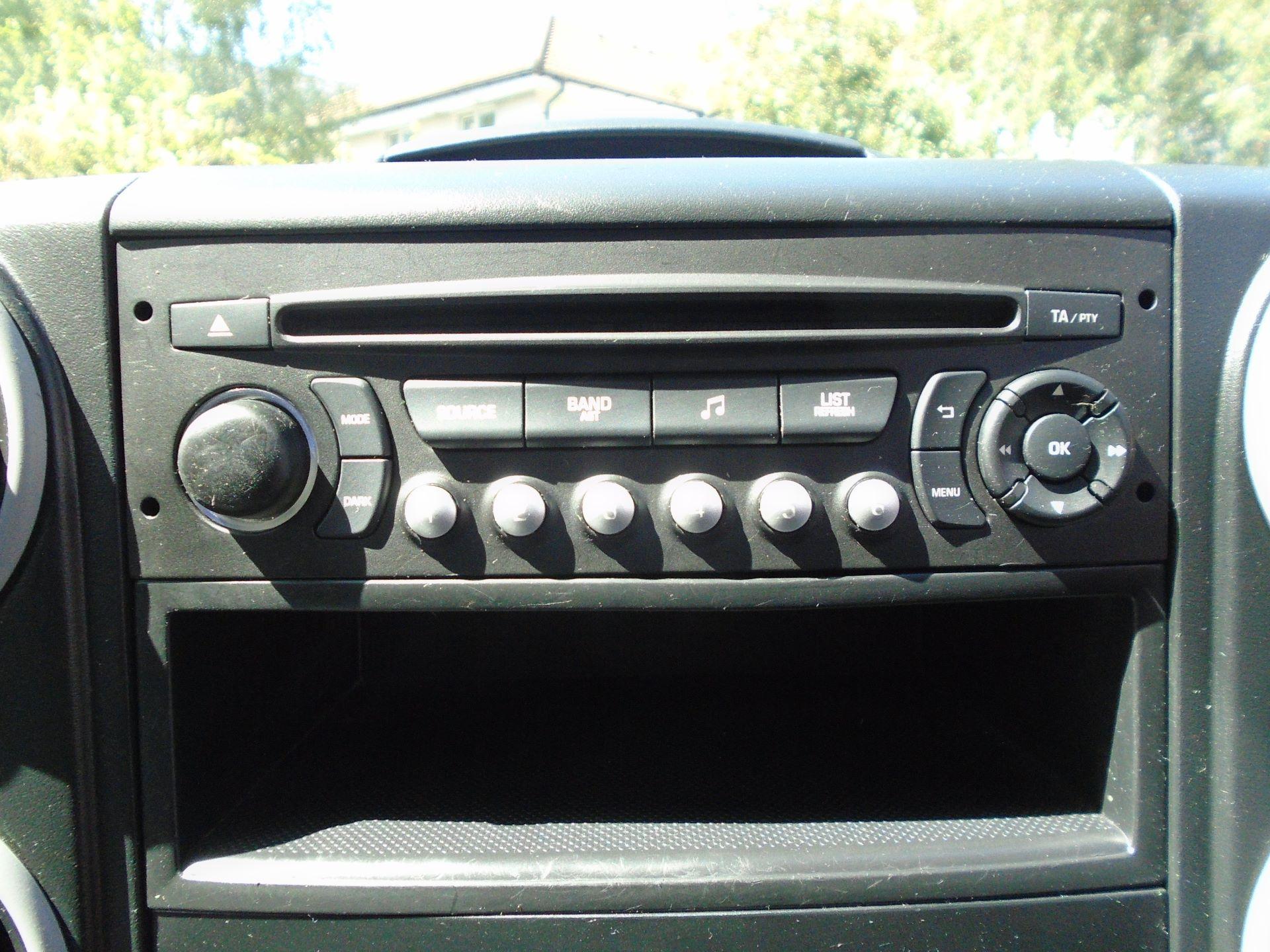 2015 Peugeot Partner 850 S 1.6 Hdi 92 Van (EURO 5) (NU65WHZ) Image 18