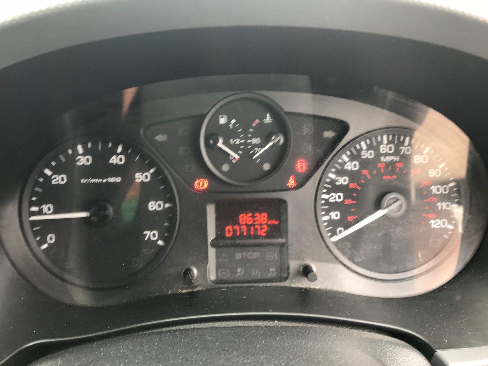 2015 Peugeot Partner L1 850 S 1.6 92PS (SLD) EURO 5 (NU65WJD) Image 16