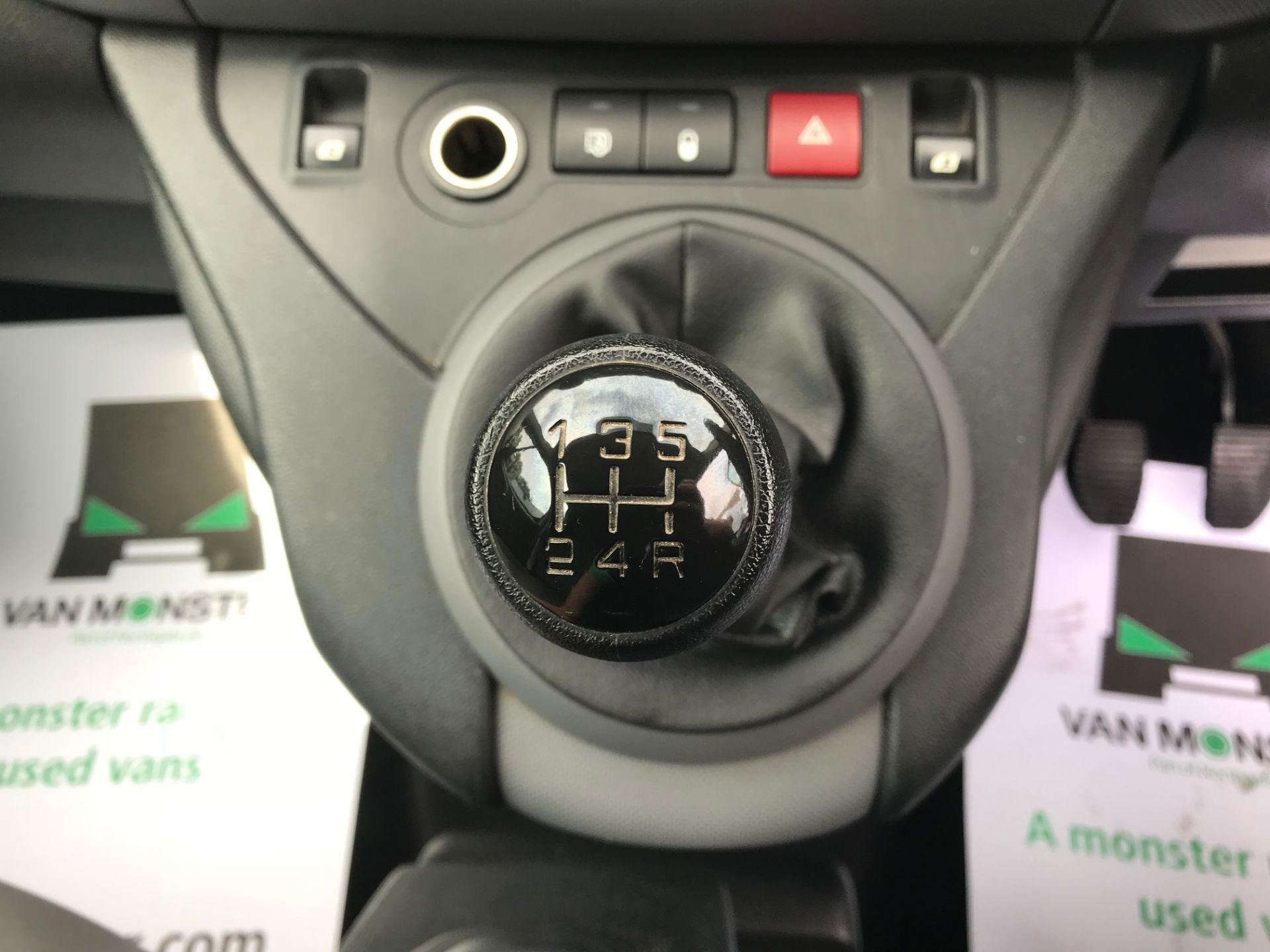 2015 Peugeot Partner L1 850 S 1.6 92PS (SLD) EURO 5 (NU65WJD) Image 18