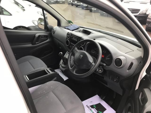 2015 Peugeot Partner L1 850 S 1.6 92PS (SLD) EURO 5 (NU65WJD) Image 20