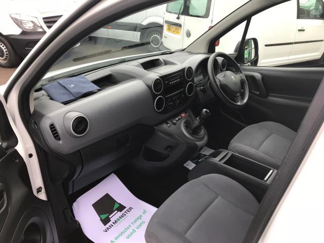 2015 Peugeot Partner L1 850 S 1.6 92PS (SLD) EURO 5 (NU65WJD) Image 21