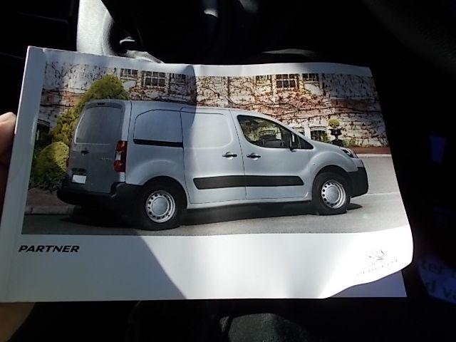 2015 Peugeot Partner L1 850 S 1.6 92PS (SLD) EURO 5 (NU65WZV) Image 24
