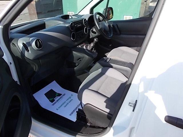 2015 Peugeot Partner L1 850 S 1.6 92PS (SLD) EURO 5 (NU65WZV) Image 11