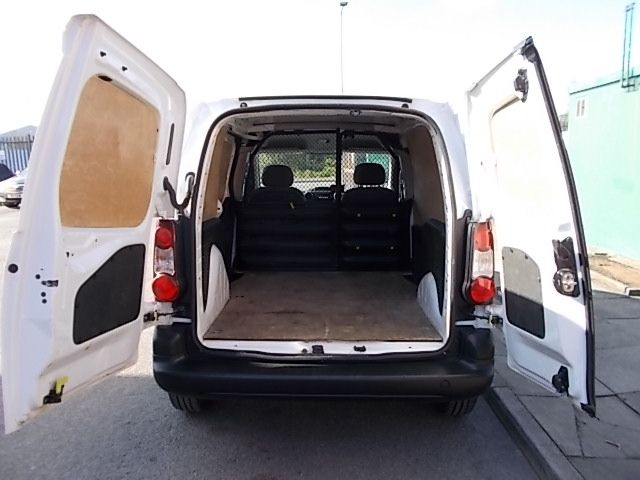 2015 Peugeot Partner L1 850 S 1.6 92PS (SLD) EURO 5 (NU65WZV) Image 7