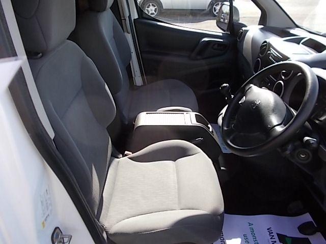 2015 Peugeot Partner L1 850 S 1.6 92PS (SLD) EURO 5 (NU65WZV) Image 13