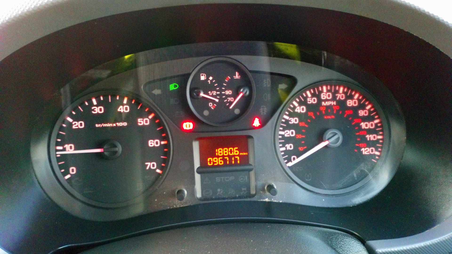 2015 Peugeot Partner 716 S 1.6 Hdi 92 Crew Van (NU65XAN) Image 17