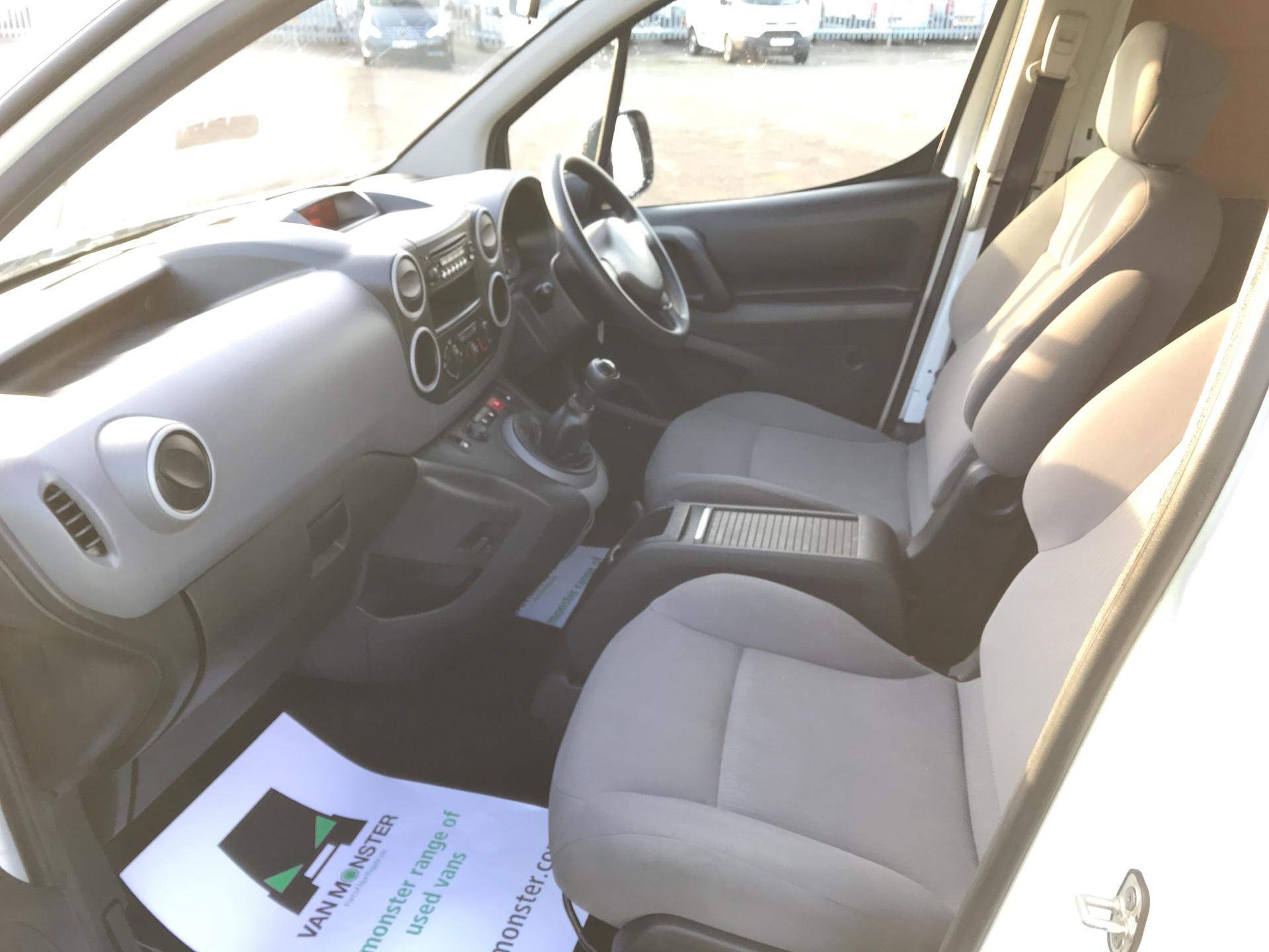 2015 Peugeot Partner L2 716 1.6 92 CREW VAN EURO 5 (NU65XAP) Image 14