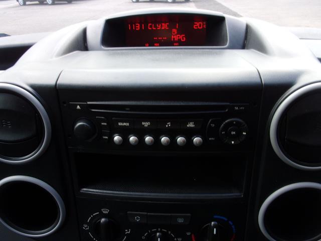 2015 Peugeot Partner L2 716 S 1.6 HDI 92PS CREW VAN EURO 5 (NU65XZS) Image 3
