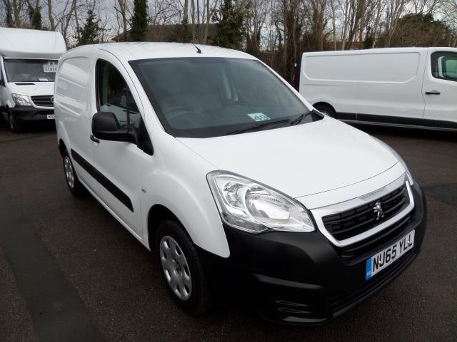 2015 Peugeot Partner 850 Se 1.6 Hdi 92 Van (NU65YLL)