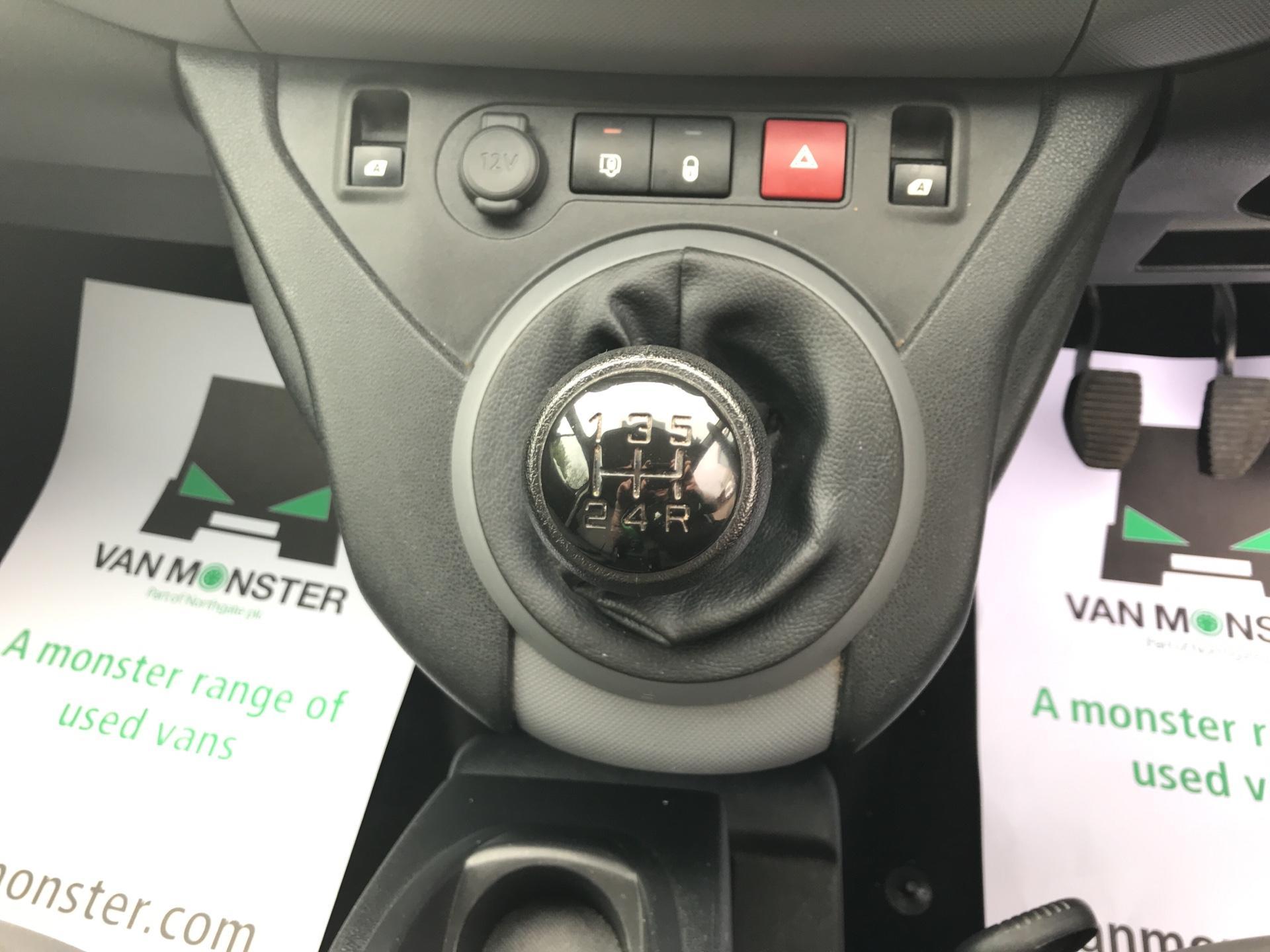 2015 Peugeot Partner 850 S 1.6 Hdi 92 Van [Sld] Euro 5 (NU65ZJN) Image 11