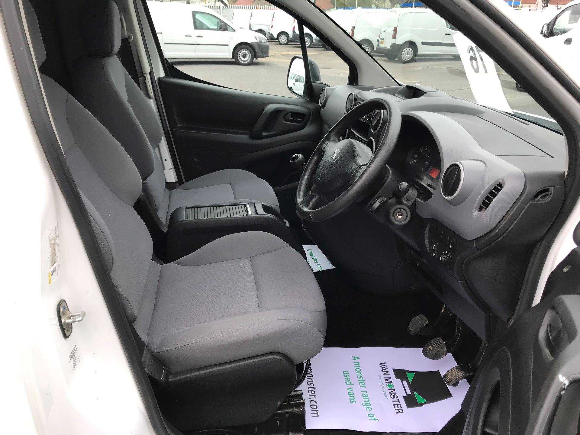 2015 Peugeot Partner  L1 850 1.6 92PS (SLD) EURO 5  (NU65ZYG) Image 20