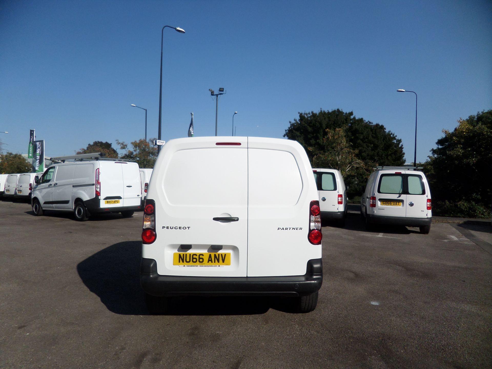 2016 Peugeot Partner 850 S 1.6 Hdi 92 Van [Sld] Euro 5 (NU66ANV) Image 3