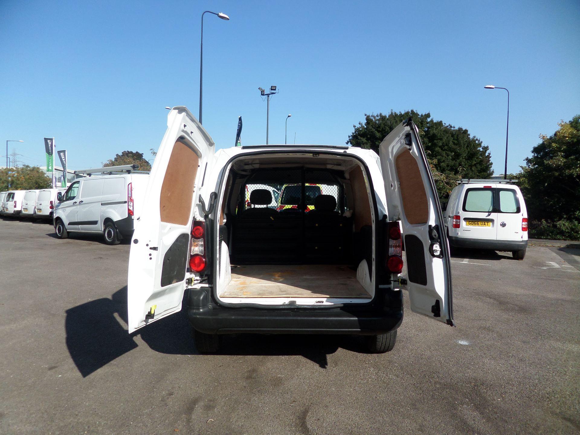 2016 Peugeot Partner 850 S 1.6 Hdi 92 Van [Sld] Euro 5 (NU66ANV) Image 4