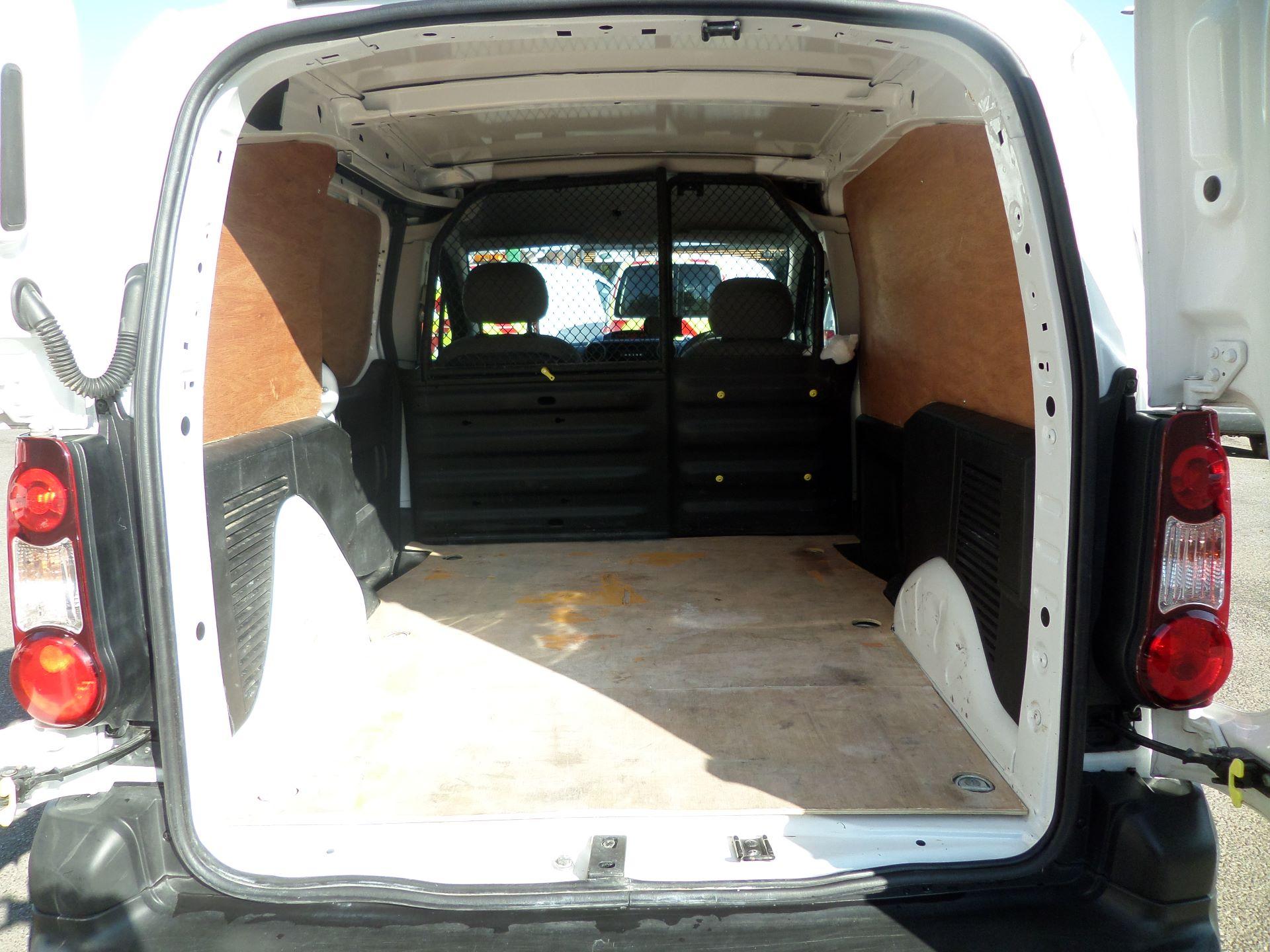 2016 Peugeot Partner 850 S 1.6 Hdi 92 Van [Sld] Euro 5 (NU66ANV) Image 5