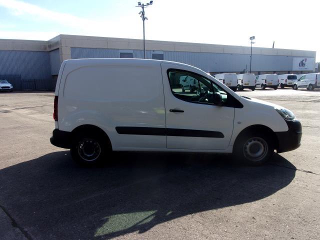 2016 Peugeot Partner 850 S 1.6 Hdi 92 Van [Sld] (NU66AOL) Image 8