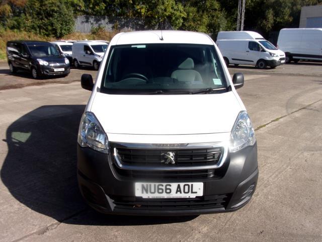 2016 Peugeot Partner 850 S 1.6 Hdi 92 Van [Sld] (NU66AOL) Image 15