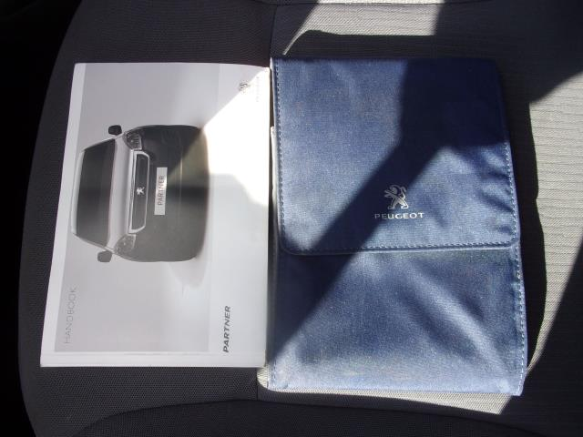 2016 Peugeot Partner 850 S 1.6 Hdi 92 Van [Sld] (NU66AOL) Image 21