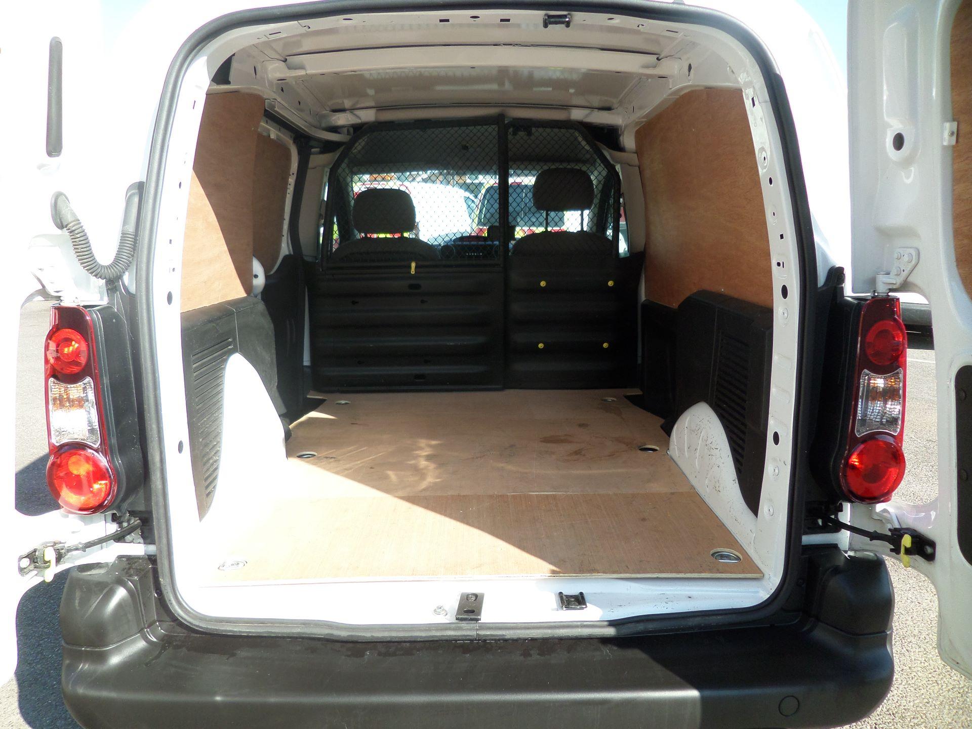 2016 Peugeot Partner 850 S 1.6 Hdi 92 Van [Sld] Euro 5 (NU66AON) Image 5