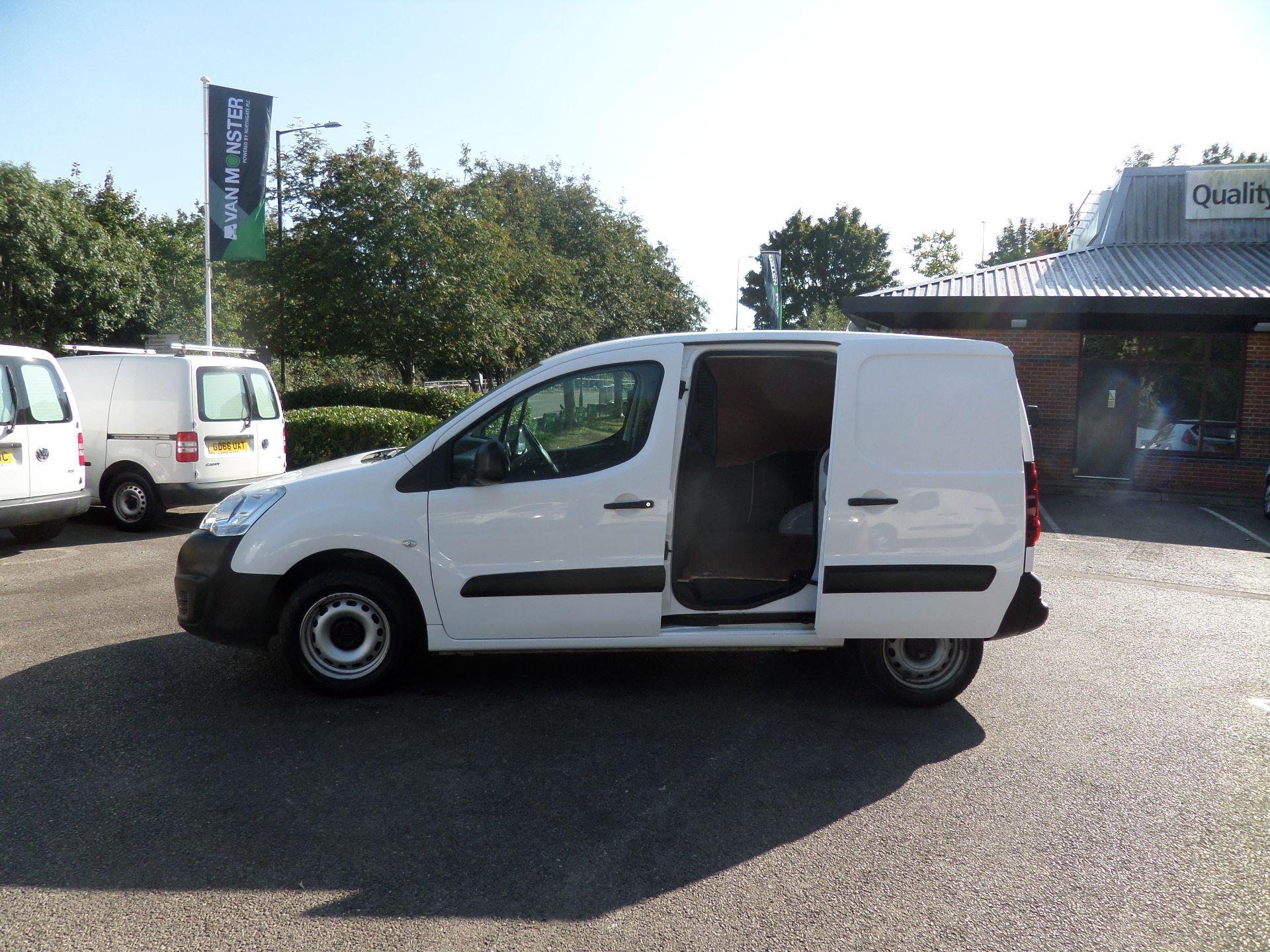 2016 Peugeot Partner 850 S 1.6 Hdi 92 Van [Sld] Euro 5 (NU66AON) Image 7