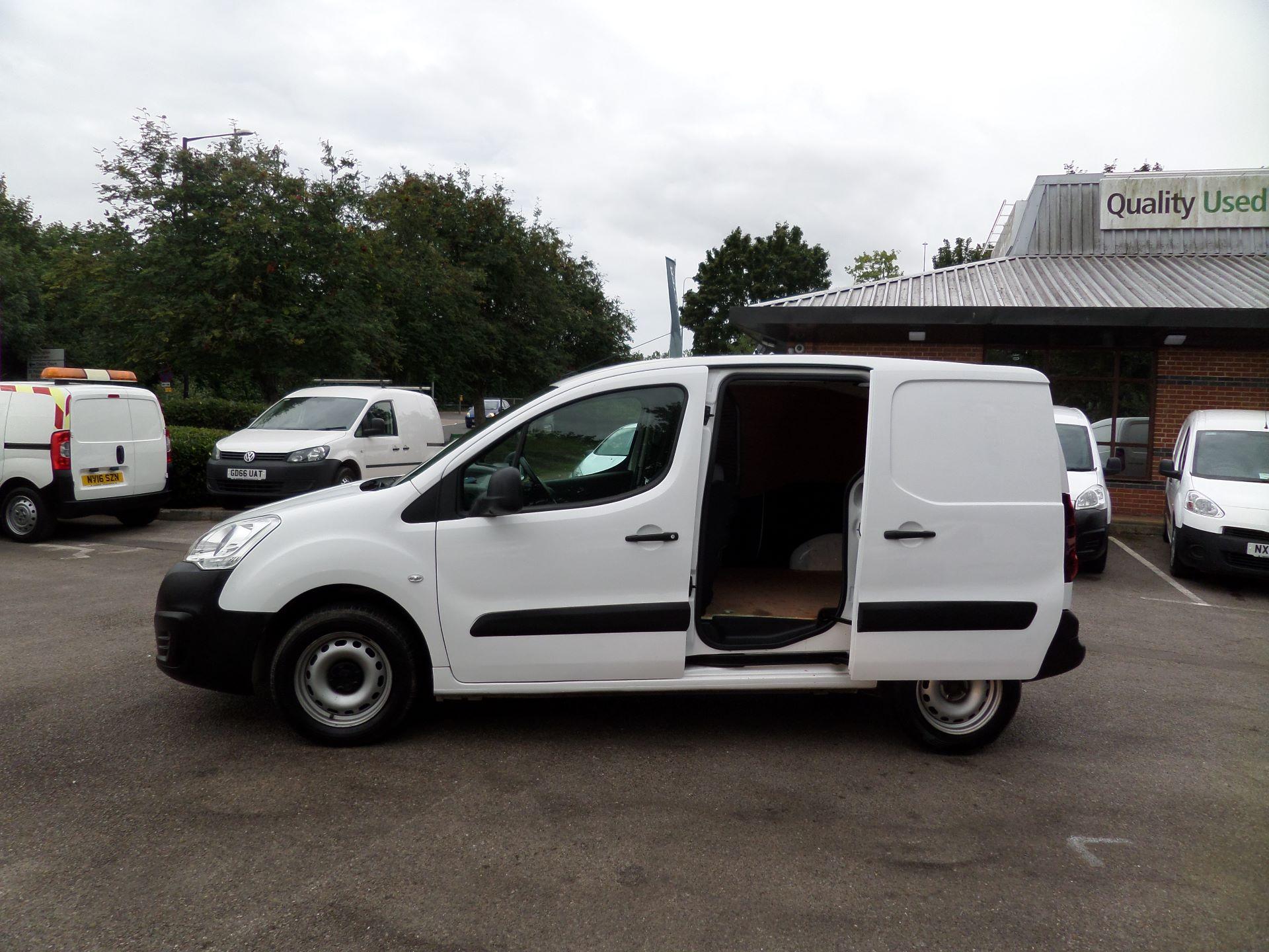 2016 Peugeot Partner 850 S 1.6 Hdi 92 Van [Sld] Euro 5 (NU66AOT) Image 6